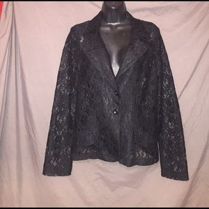 Fredrick's of Hollywood button top