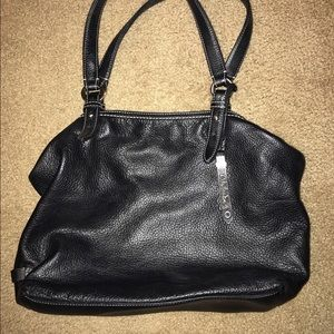 Black Cole Haan purse