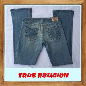 True Religion Denim - True Religion Gina 27x33