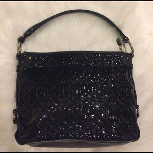 Donald J. Pliner Handbags - Donald J Pliner patent leather bag