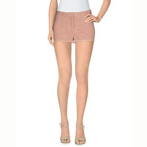 IRO Pants - IRO Monroe Tweed Shorts
