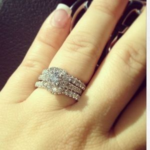 Neil lane on poshmark neil lane wedding bands and engagement ring junglespirit Choice Image
