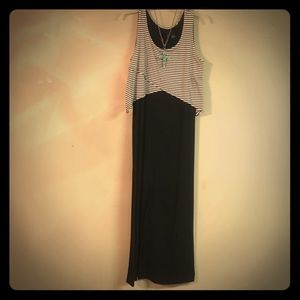 FABULOUS MAXI DRESS, SIZE: XL