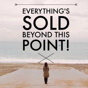 Other - 😥Everything beyond this point is sold 😥