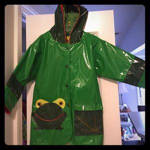 Kidorable Other - 3T rain jacket .