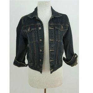 Vintage Jackets & Blazers - Vintage Wrangler Denim Jacket