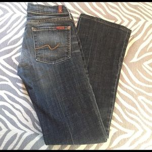 NWOT 7 For All Mankind Sz 25
