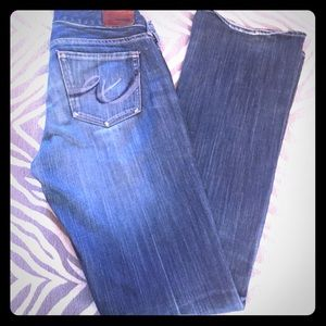 Express jeans, size 6