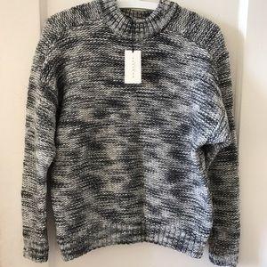 Sweaters - Demy Lee Vincent Melange Sweater
