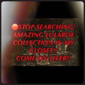 LuLaRoe Pants - 🛑Stop searching! HUGE Lula Selection and more! 💋