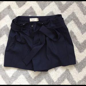 MAISON KITSUNE Pants - Maison kistune wool shorts