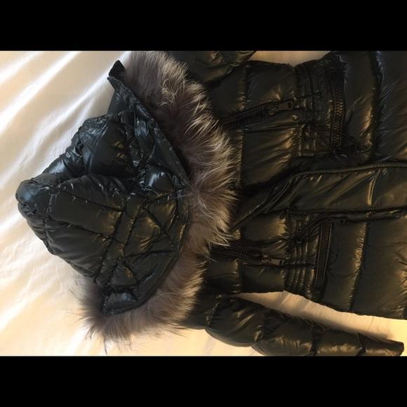 Moncler Aphrodite aphrotiti jacket in dark olive Moncler