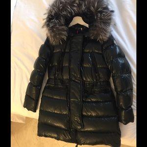Moncler Jackets & Coats - Moncler Aphrodite aphrotiti jacket in dark olive