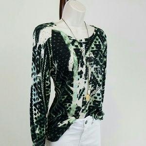 NIC + ZOE Sweaters - NIC + ZOE linen blend sweater