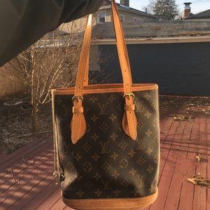 Louis Vuitton Handbags - FINAL REDUCTION! AUTHENTIC LOUIS VUITTON BUCKET