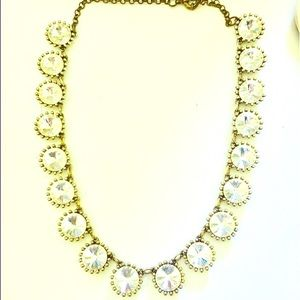 Jewelry - J Crew Bling Necklace