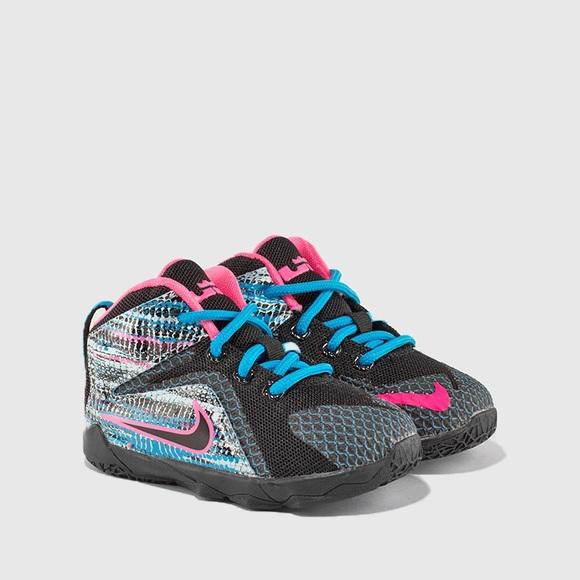 d5e89bfa4d0dc Nike toddler Lebron 12