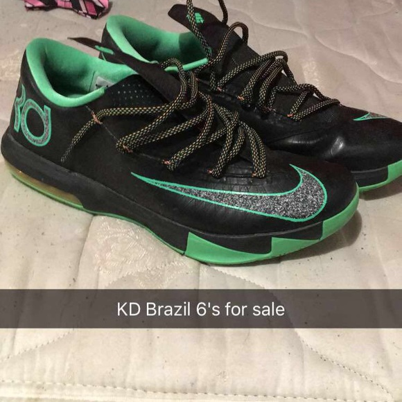 698444858b7d KD 6 Brazil For Sale. Sz. 13