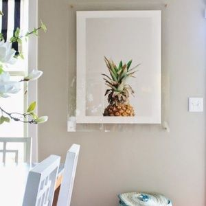 Accessories - Pineapple frame