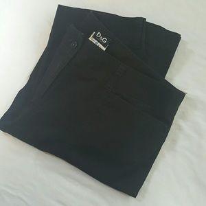 D&G Pants - D&G black pants