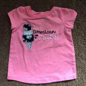 Jumping Jacks Other - All American Cutie tshirt
