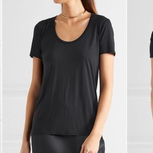 The Row Tops - The Row NWOT Black Tee in Large