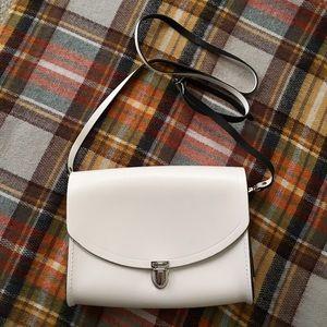 Cambridge Satchel Handbags - Cambridge Satchel Company Large Push Lock Bag