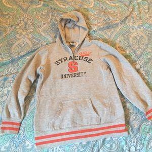 Tops - Syracuse ladies hoodie