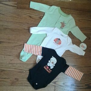 Gymboree Other - Adorable 3-6mo Holiday Bundle!