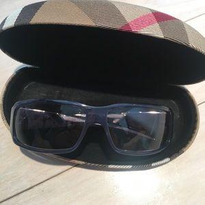 burberry blue sunglasses j3bx  Blue Burberry Sunglasses