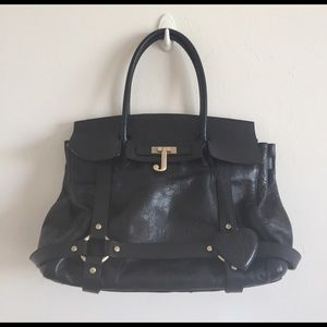 Juicy Couture Handbags - Large Juicy couture leather bag