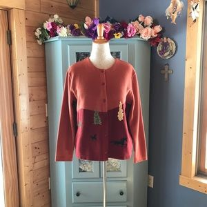 Gorgeous Cardigan. Wow!  SOOO SOFT inside and Out!