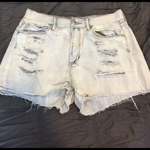 Articles of Society Pants - Articles of Society Distressed shorts