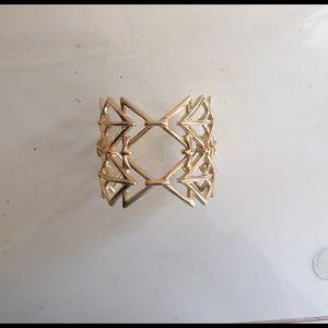 Jewelmint gold bracelet