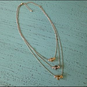 ... gold necklace OS from Top-rated seller! lauren's closet on Poshmark