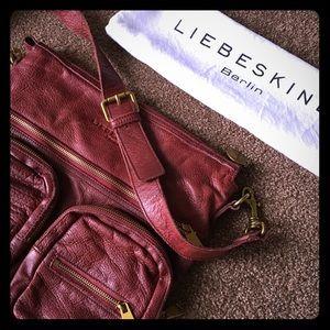 Liebeskind Handbags - Authentic Liebeskin Leather Cross Body