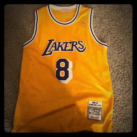 272829184bd Mitchell   Ness Other - 1996-97 Kobe Bryant Lakers Jersey  RARE