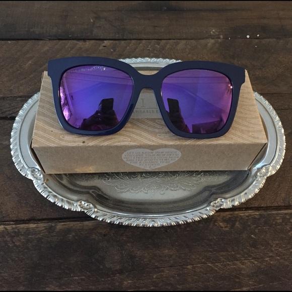 74daa40f0f DIFF Eyewear Accessories - DIFF Eyewear Royal Blue Bella