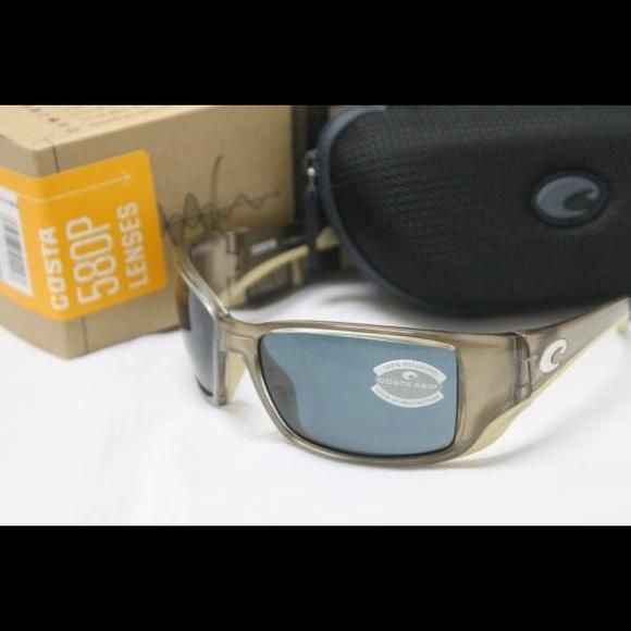881148882d4 Costa Del Mar Blackfin 580P Polarized Sunglasses