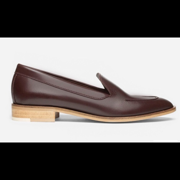 da93e4bb275 Everlane Shoes - Everlane s The Modern Loafer in Oxblood in ...