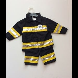 miniwear Other - NWOT Firefighter Costume