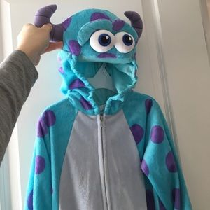 Disney Other - Disney Sully Costume from Monsters Inc. size 3T