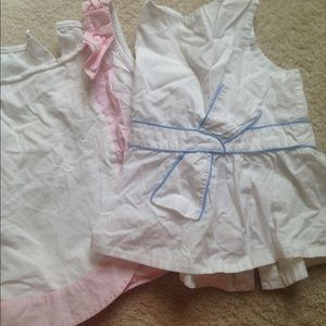 Janie and Jack Other - Janie and jack summer tops size 6