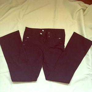 Joe B Pants - Joe B size 7 black dress pant