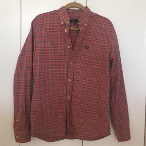 Fred Perry Other - Fred Perry button down shirt