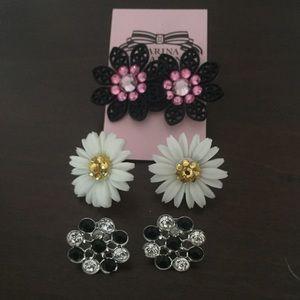 Tarina Tarantino Jewelry - Tarina Tarantino earrings bundle
