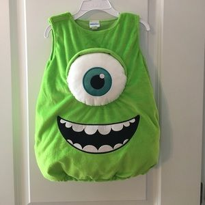 Disney Other - Mike Costume, Monsters Inc. Disney Brand 12-18m