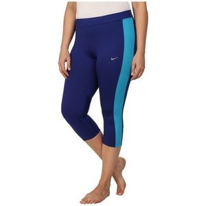 Nike Pants - 🆕[nike] essential tight fit capri