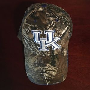 Other - UK Camo Kentucky Wildcats Hat