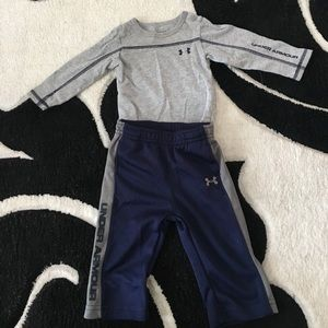 Under Armour Other - 3-6 months under armor outfit
